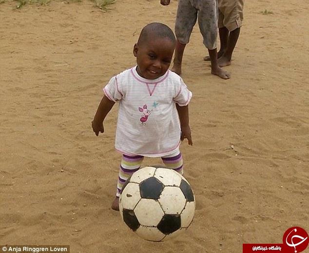 عاقبت کودک نیجریه ای چه شد؟! +فیلم و تصاویر