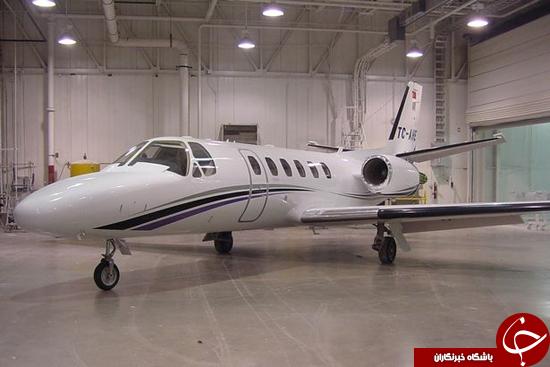 هواپیمای خصوصی مخصوص حیوانات نازپروده خانگی