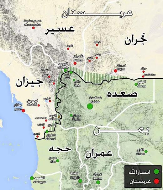 جولان کارگران خارجی در قطب اقتصادی عربستان/ سربازان ارتش سعودی از کدام استان هستند؟ +عکس و نقشه