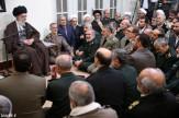 بیانات رهبر معظم انقلاب اسلامی در دیدار فرماندهان ارشد نیروهای مسلح