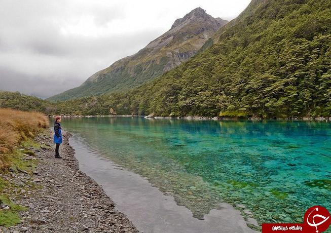 دوست دارید به شفاف ترین آب جهان سفرکنید+تصاویر