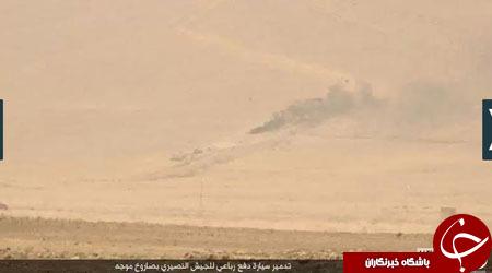 تجهیزات جنگی داعش برای تصرف دمشق+ تصاویر