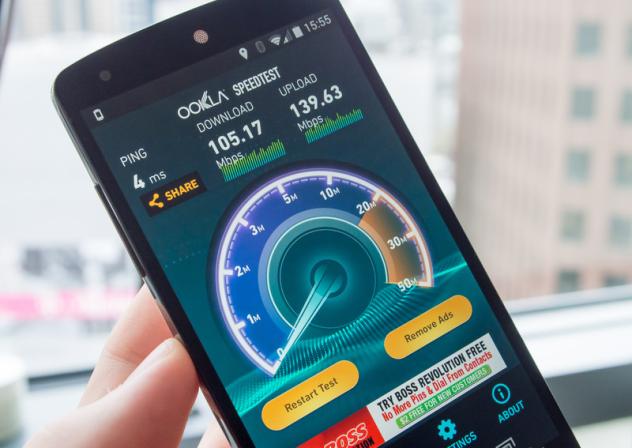 سرعت اینترنت شما چقدر است؟