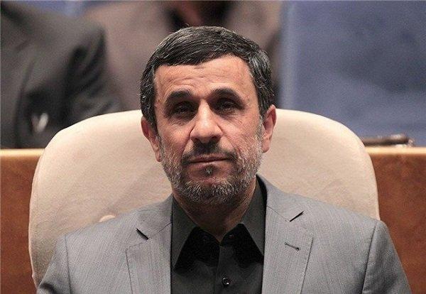 دیدار عیدانه جمعی از نمایندگان مجلس نهم با احمدینژاد