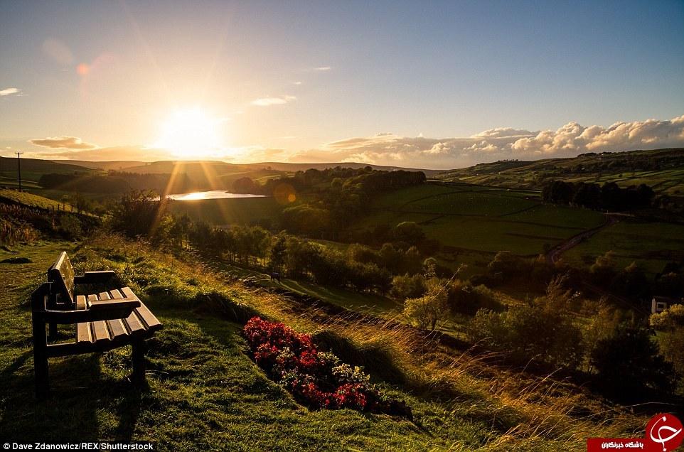 عکس طبیعت عکس زیبا عکس خلقت عکس آرام بخش