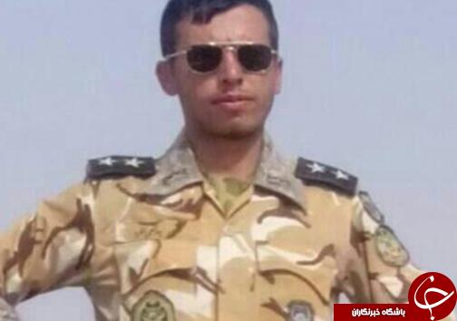 شهادت دو تکاور ارتش ایران در سوریه + عکس