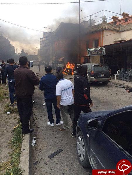 انفجار جنوب لبنان را لرزاند/مسئول نظامی جنبش فتح ترور شد