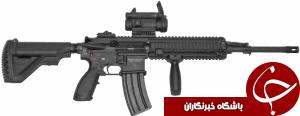 مرگبار ترین تفنگ های جهان + تصاویر