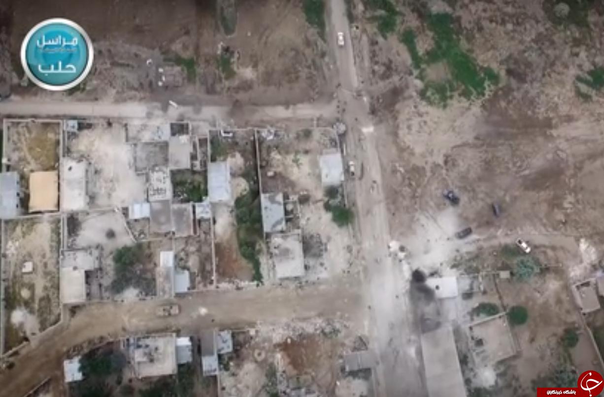 زمین حلب به رنگ خون ایرانیها درآمد/ فرار سربازان ایرانی از میدان جنگ سوریه!! +تصاویر