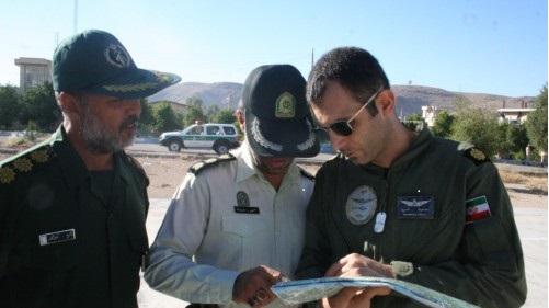 تهدید خلبان خودفروخته ایرانی: به اسرائیل پناهنده میشوم/لازم باشد با ایران وارد جنگ مسلحانه میشوم+تصاویر