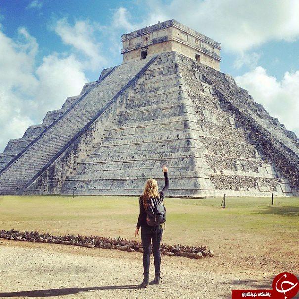 سفری به عجایب هفت گانه جهان+ تصاویر