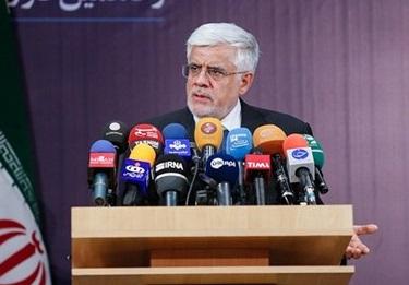 عارف: برنامه اصلاحطلبان جذب مشارکت مردم در دور دوم انتخابات است