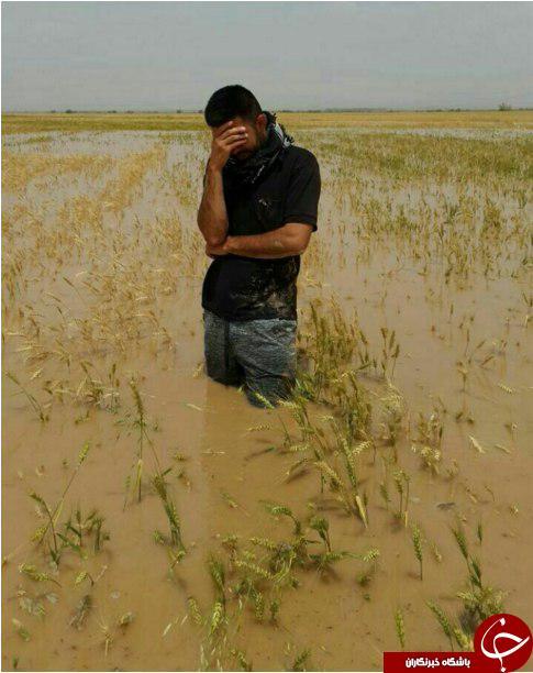 تبعات باران در سطح کشور به روایت تصویر//در حال کار