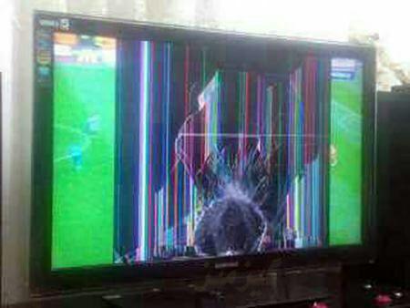 تلویزیون LCD یک استقلالی متعصب! + عکس