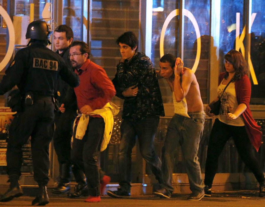 کشف نوار صوتی گروگانگیری مرگبار پاریس/ التماسهای دلخراش قربانیان به تروریستهای داعش+ تصاویر