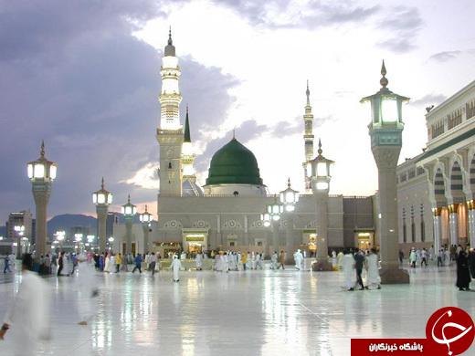 اتونشر////  غربت شیعیان در اولین پایتخت جهان اسلام +نقشه و تصاویر