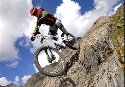 برگزاری نخستین دوره آموزش دوچرخه سواری کوهستان در همدان