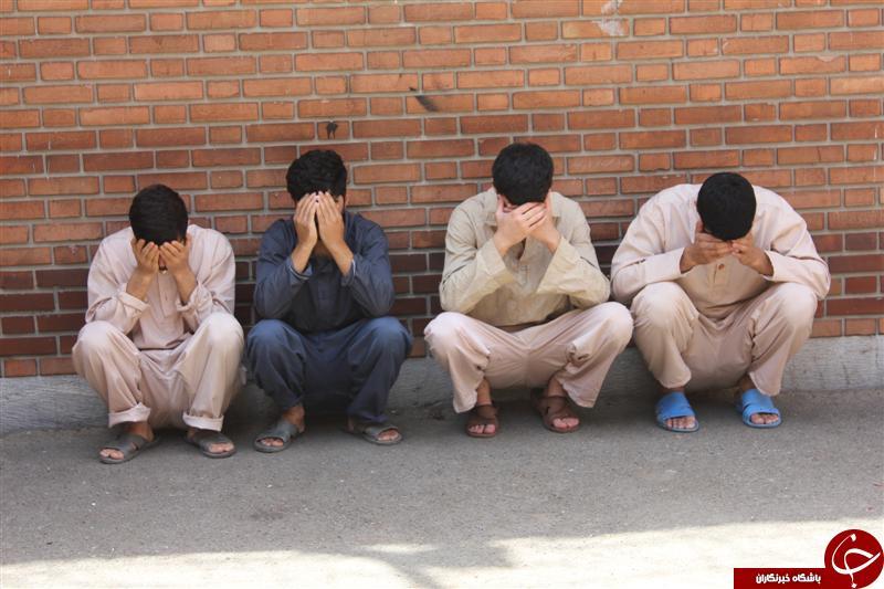 آزار و اذیت زن جوان در بیابان های منطقه حسن آباد+تصاویر
