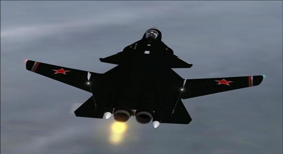 سوخو 47؛ عقاب طلایی روسها برای حفاظت از آسمان کرملین + تصاویر