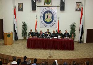 پیروزی حزب حاکم در انتخابات پارلمانی سوریه