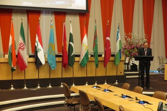 ایران میزبان میهمانان بلندپایه جشن نوروزی در سازمان ملل شد + تصاویر