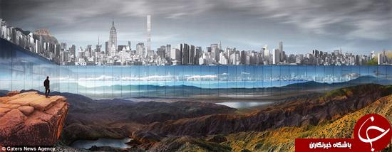 شهر نیویورک هم کوه دار میشوند