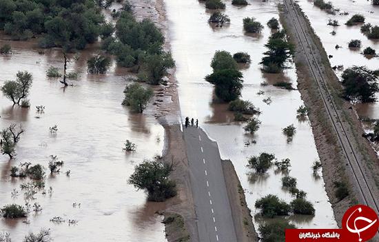 سیل در 21 استان گسترش یافت/آمار قربانیان 7 تن رسید/ امدادرسانی به 26 هزار نفر
