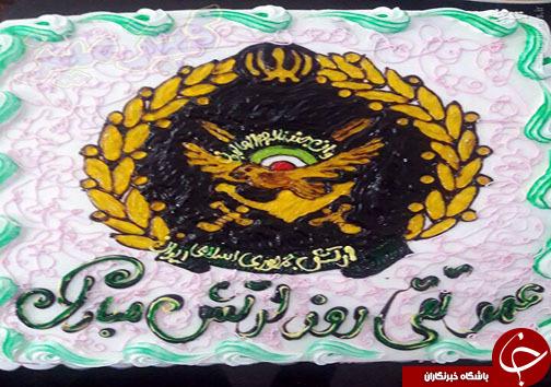 عکس جشن روز ارتش