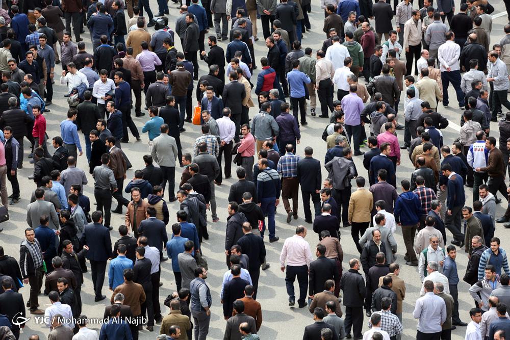 7هزار پلیس مخفی وارد خیابان های پایتخت شدند+عکس