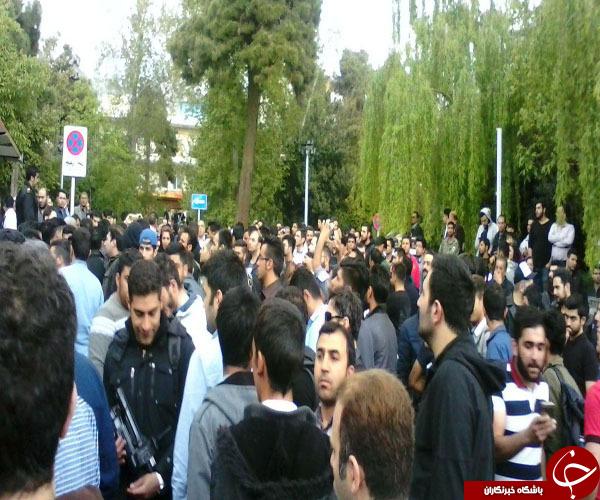 مرگ یک فوتبالیست ایرانی/ازدحام جمعیت پشت در بیمارستان شهدای تجریش+ تصاویر