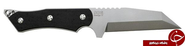 چاقو های نیروی ویژه ضد تروریست + تصاویر و مشخصات