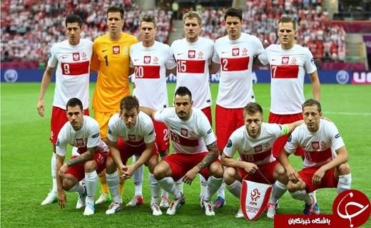 عقاب ها به دنبال اولین پیروزی در یورو
