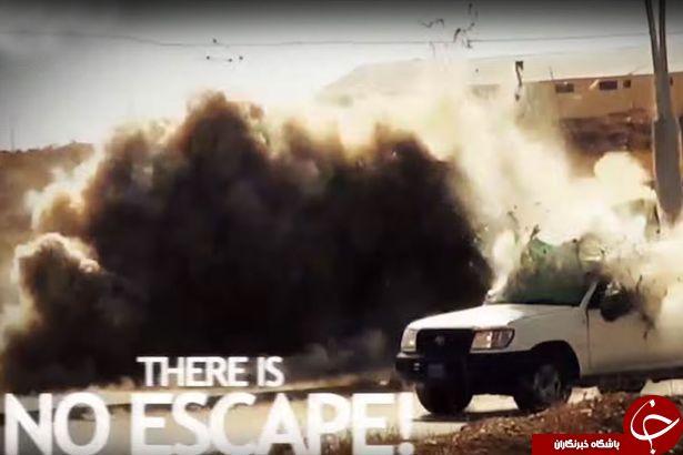 داعش فیلم بروکسل را منتشر کرد/ ترامپ در شعلههای وحشت داعش + تصاویر