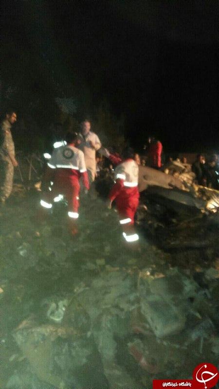 سقوط بالگرد اورژانس در استان فارس/همه سرنشینان جان باختند/ناگفتههایی از زبان رییس اورژانس فارس+تصویر