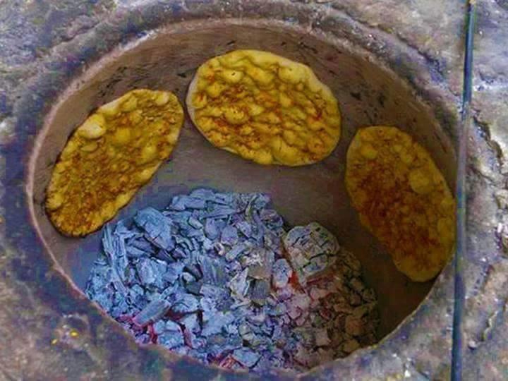 تنوع نان در مازندران + تصاویر