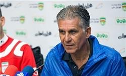 نظرات کی روش  درباره تیم فوتبال عمان