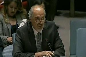 جزئیات افشا گری سفیر سوریه در سازمان ملل