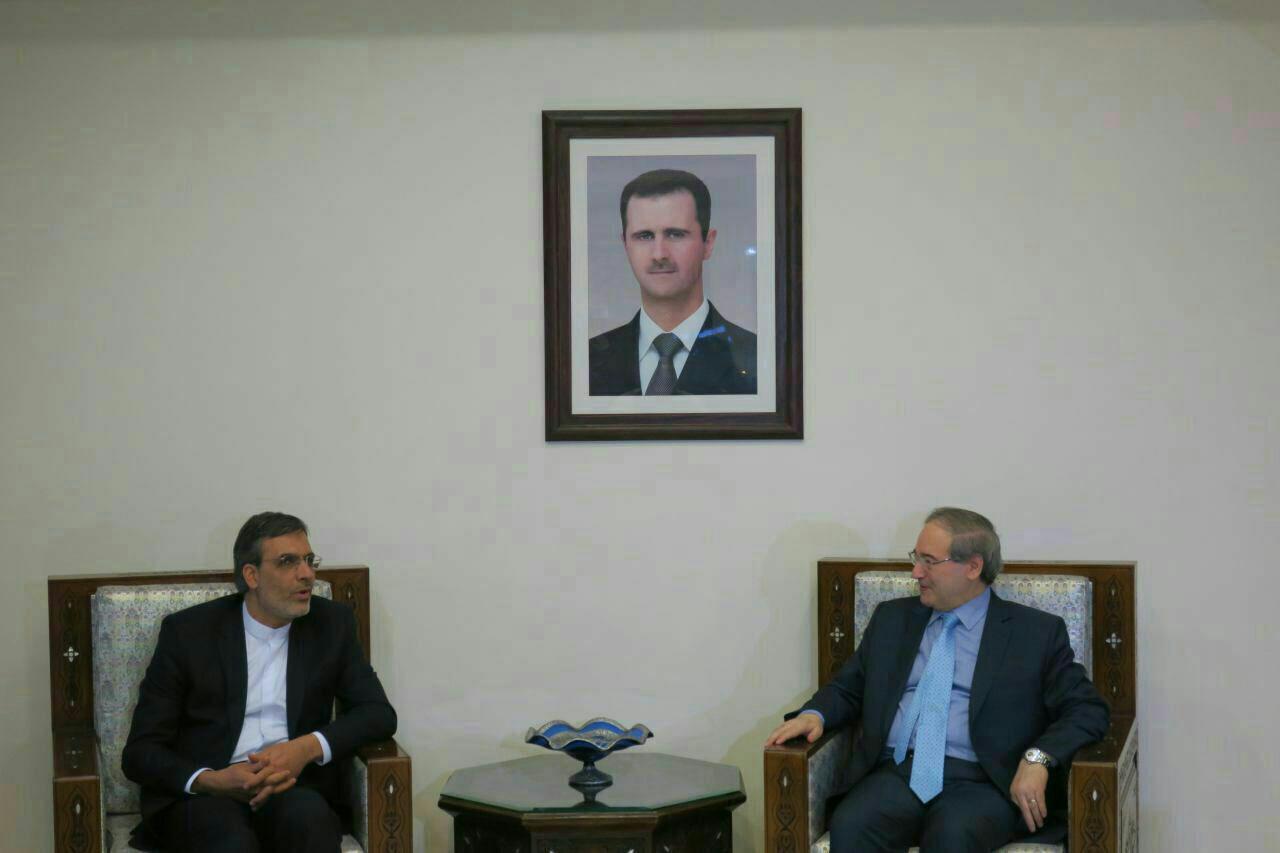 پایان نبرد حلب نتیجه مقاومت ملت سوریه و هم پیمانان آن در برابر تروریسم بود