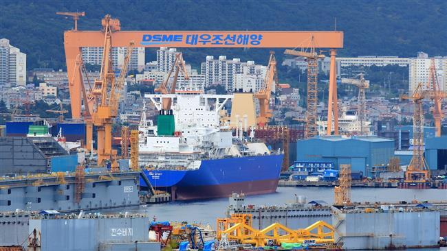 دوو در ایران کارخانه کشتیسازی تاسیس میکند