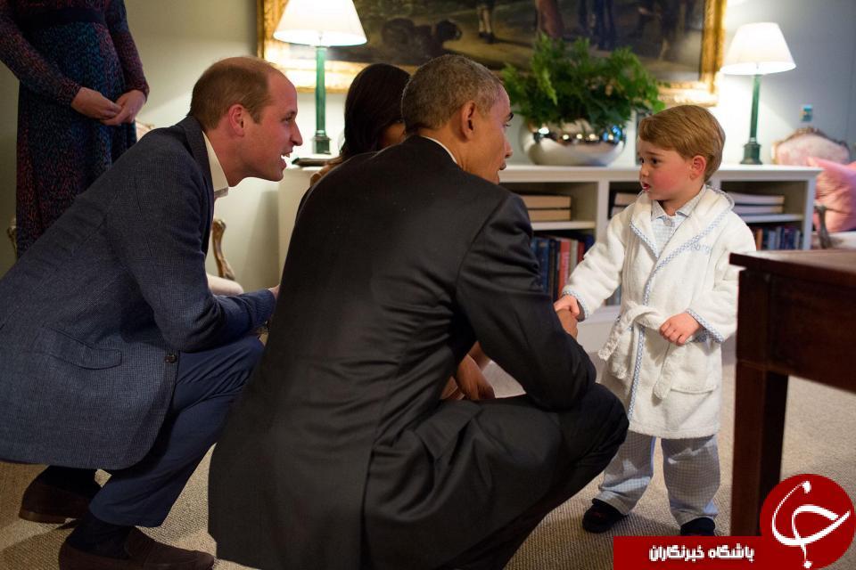 تاپ ترین تصاویر باراک اوباما در کاخ سفید