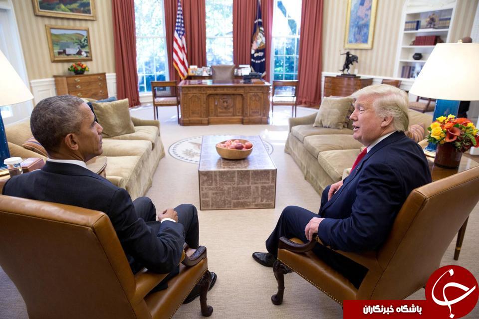تصاویر کمتر دیده شده  از 8 سال ریاست جمهوری باراک اوباما