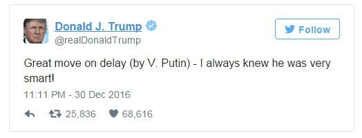 آینده روابط روسیه و آمریکا