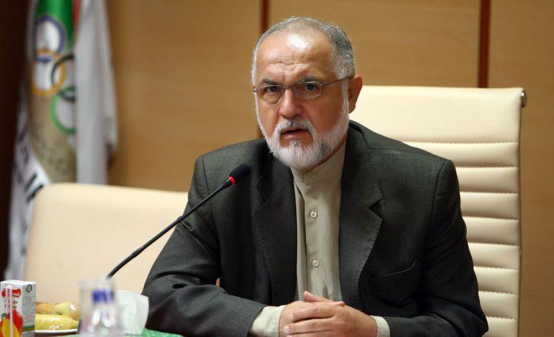 وزیر اساس کار خود را بر پایه آرامش بنا نهاده است