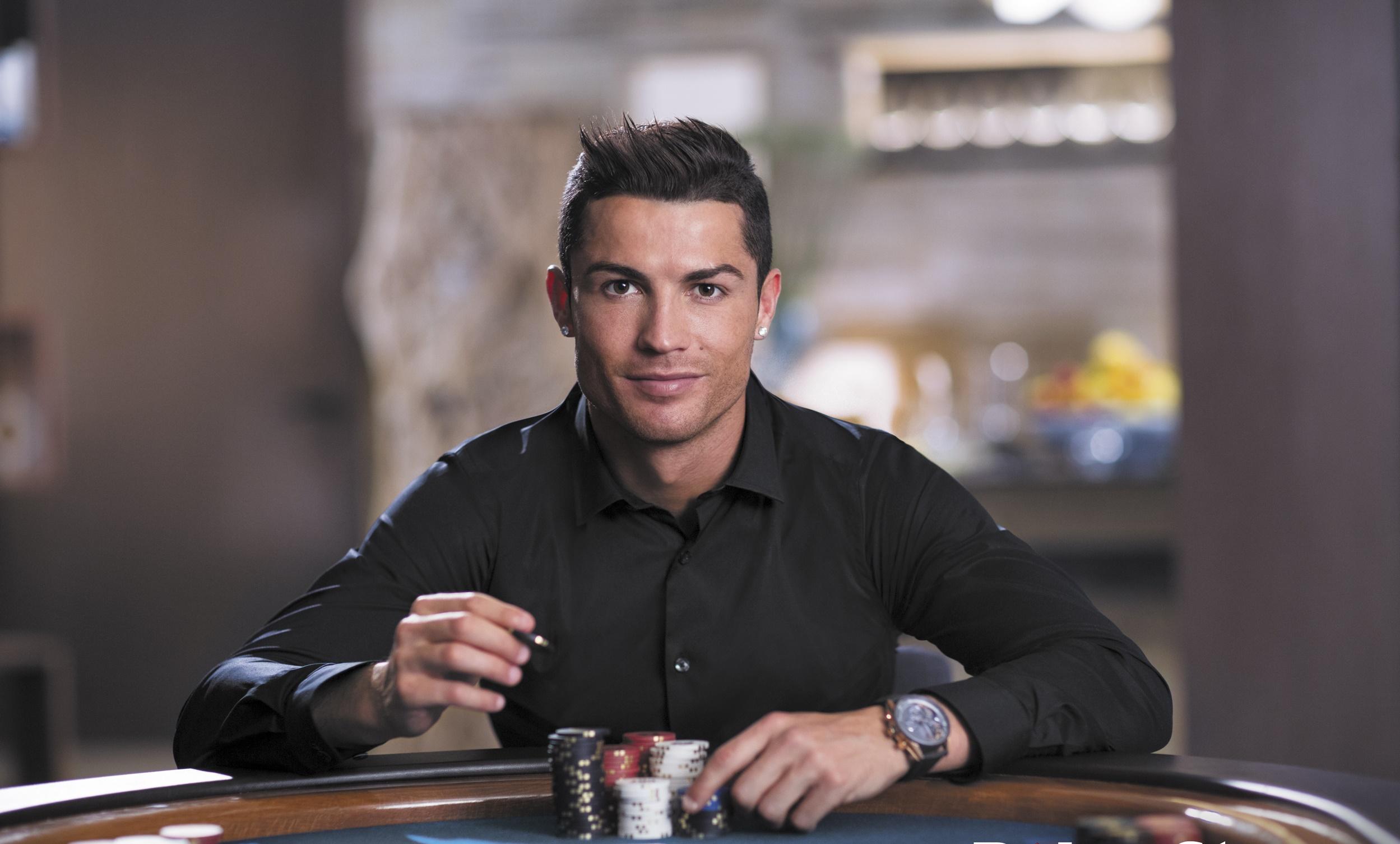 کریس رونالدو ثروتمندترین ورزشکار سال شد