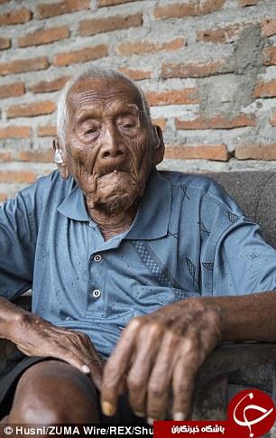 نکاتی جالب از زندگی پیرترین فرد جهان +تصاویر