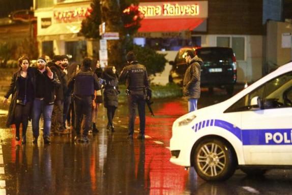باشگاه خبرنگاران - حمله تروریستی به یک باشگاه شبانه در استانبول/ 39 نفر از جمله 16 خارجی کشته شدند+ تصاویر
