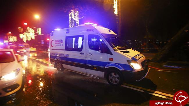 حمله تروریستی به یک باشگاه شبانه در استانبول/ 39 نفر از جمله 16 خارجی کشته شدند+تصاویر,