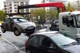 باشگاه خبرنگاران -اپراتور ناشی جرثقیل، اتومبیل را اوراق کرد! +فیلم