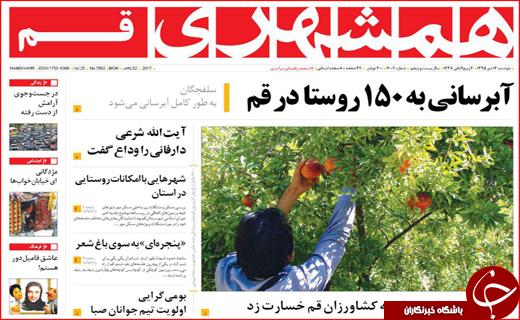 از روستاهای درگیر آنفلوآنزای پرندگان تا دولت احمدی نژاد پیشتاز واردات برنج