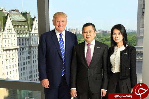 ابراز تمایل شریک آسیایی ترامپ برای حضور در انتخابات ریاست جمهوری اندونزی+ عکس